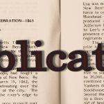 Publication title page