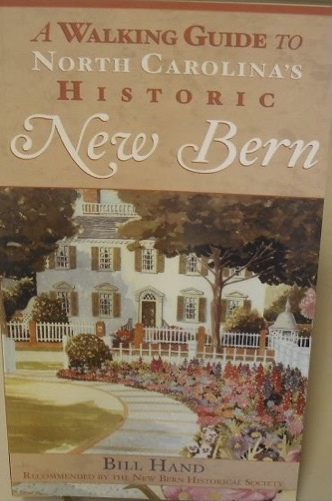 A walking guide to New Bern