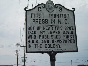 First Printing Press