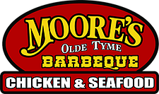 Moores bbq logo