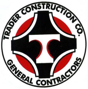 Trader Construction Logo