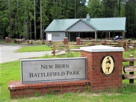 battlefield pavillion and sign (2)