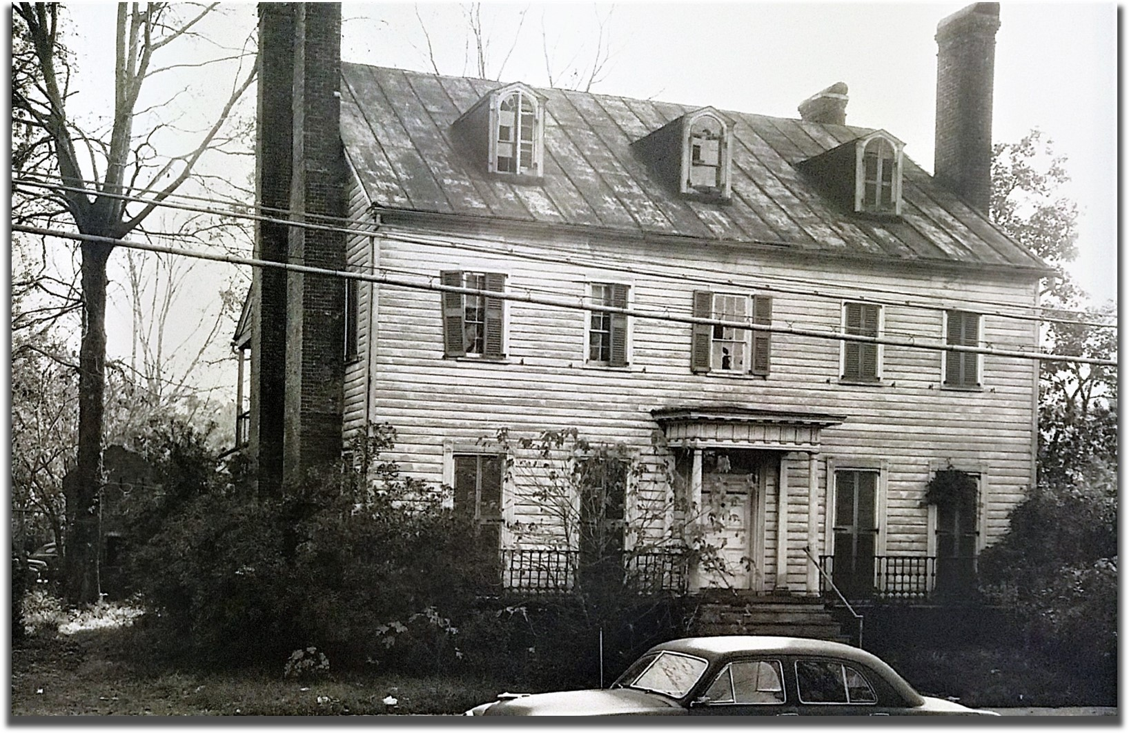 AO House ca1955
