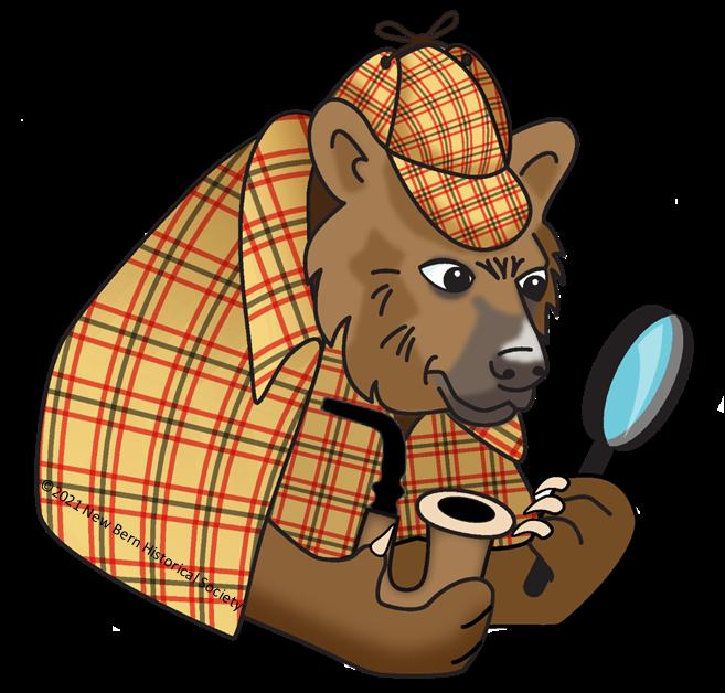 Sherlock T. Bear