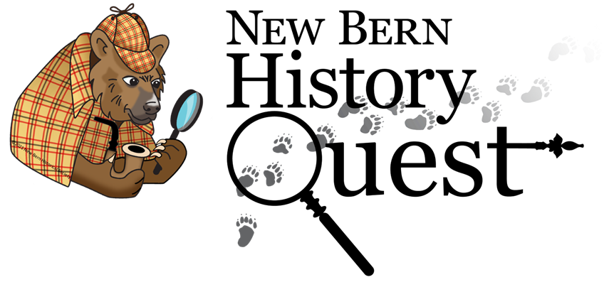 Logo & bear together